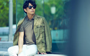 上品素材の「ポロシャツ」で、||男の夏スタイルが都会的に!