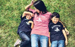 親子リンクコーデが楽しめる !  ||「5LAKES&MT」の||アウトドアスタイル