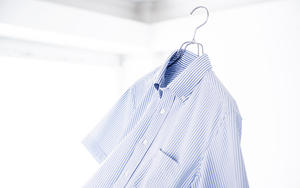 「トロッター」シャツなら、  真夏の半袖ビズが快適になる!