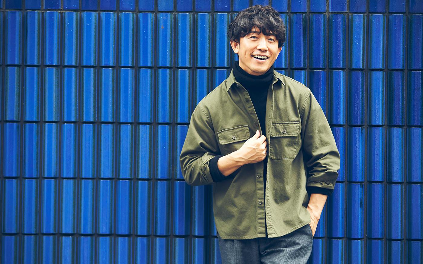 秋口のカジュアルは、気軽に羽織れる||「シャツジャケット」が便利!