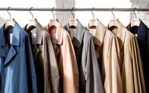 春一番で買い足すべきは、  「サンヨーコート」の薄・軽コート