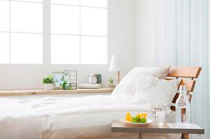 清潔な寝具で良質な睡眠を! シーツの洗濯のポイントは?