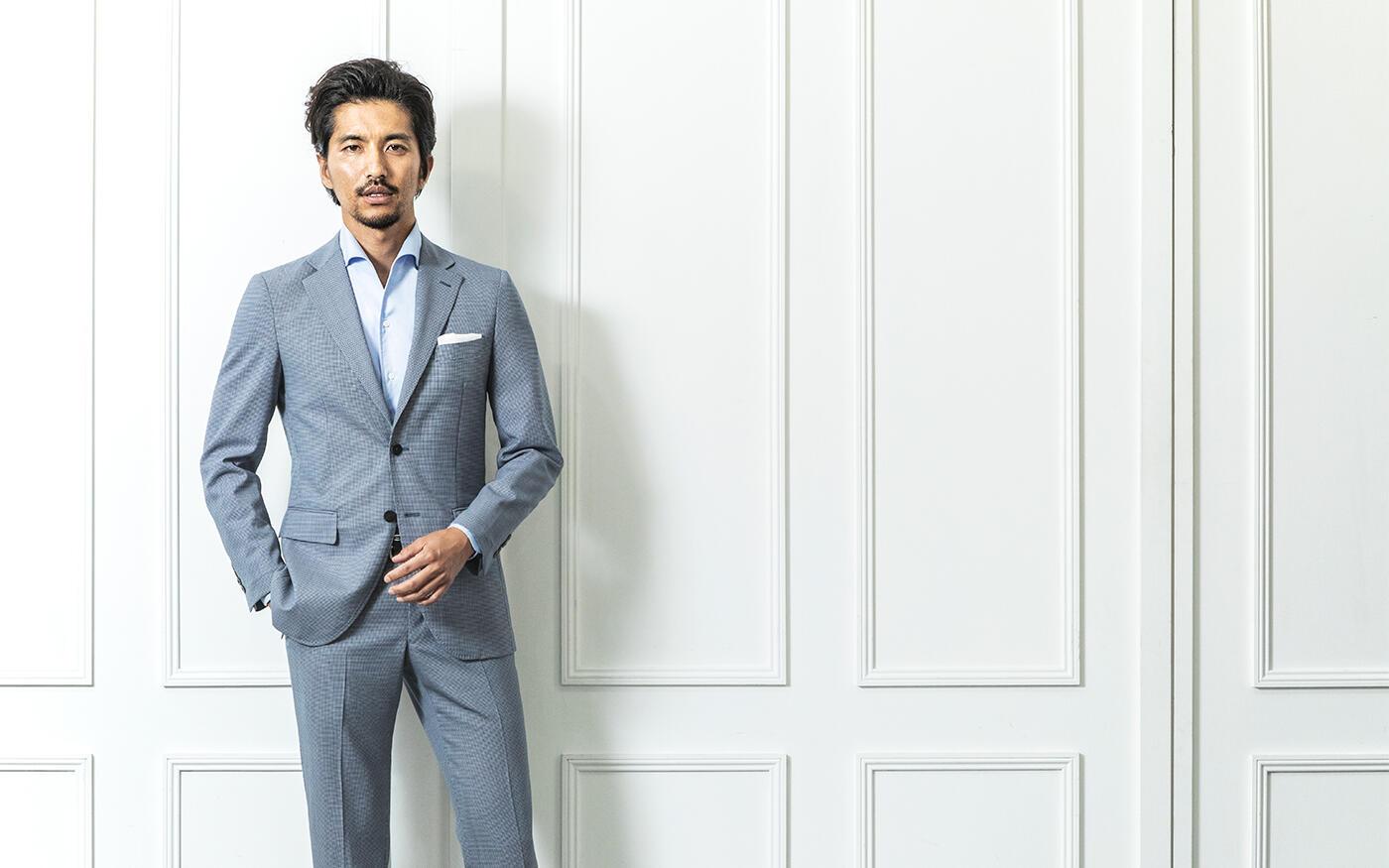 ビジネスマン必見! 簡単にスーツスタイルを||格上げする方法とは?