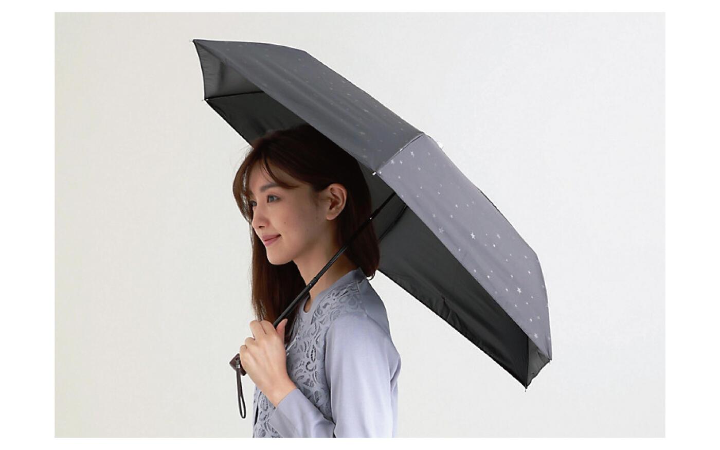 これからの季節に活躍! ||1つは持っておきたい晴雨兼用傘