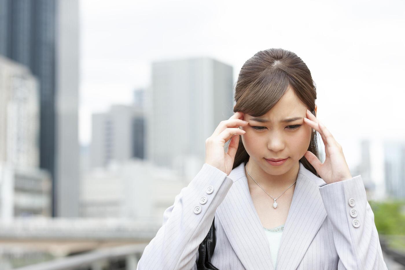 上昇 頭痛 気圧