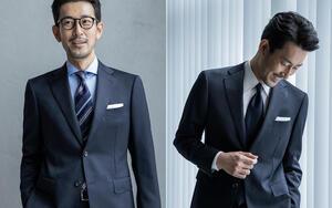 これが賢い着回し術!|| いつものスーツが||ビジネス以外でも大活躍!