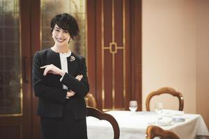 ハレの日の正解! ||好印象のセレモニースタイルとは?