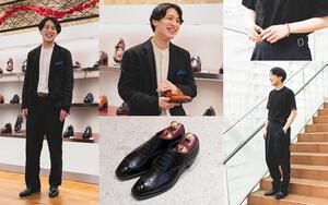 「三陽山長」と考える||大人のオンオフ兼用靴の最適解 #2