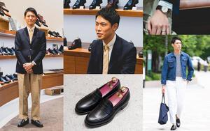 「三陽山長」と考える  大人のオンオフ兼用靴の最適解 #3
